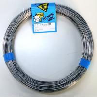 ステンレスの針金です。   材質:ステンレスSUS304 番手:#14 太さ:約 2mm 長さ:約4...