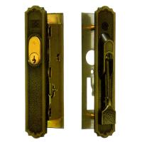 ALPHA製 引戸錠 召合せ SMKH-39主に、三和シャッターの玄関引戸に使用されている召合錠です...