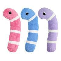 すみだ水族館 もこもこ ニシキアナゴ 抱き枕 クッション 全3色(ピンク/ブルー/パープル)