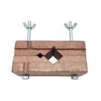篆刻用 木製印床 一台2役 側款対応