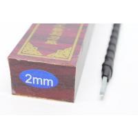 刃質:タングステン鋼 特徴 材質が硬く、長期間研ぐ必要ありません。また薄く作られており、彫りやすい篆...