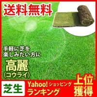 ゴルフ場フェアウェイやお庭、公園など緑化用によく使われている日本芝です。手軽に芝生を楽しみたい方にオ...