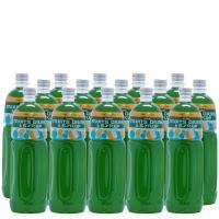 青リンゴ業務用濃縮ジュース1L(希釈タイプ)果汁濃縮青りんごジュース 1L×15本|sunc-shopping