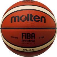 モルテンGL6/バスケットボール6号球  国際大会唯一の公式試合球! [一般女子・大学女子・高校女子...