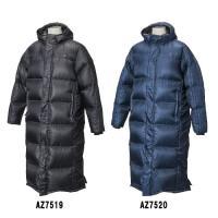 アディダス/ベンチコート/メンズ ロングダウンコート BVA14 軽量かつかさ高感のあるダウンを使用...