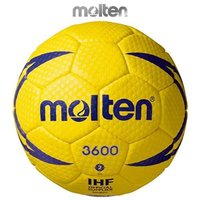 モルテン ハンドボール2号球 ヌエバX3600 H2X3600 (女子用・中学校・高校~一般)