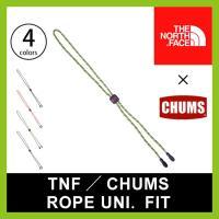 THE NORTH FACE ノースフェイス TNF/CHUMS ロープユニバーサルフィット眼鏡スト...
