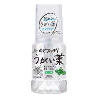 【指定医薬部外品】のどスッキリうがい薬CP ミント味 300ml