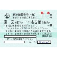 ◆東海道新幹線 東京(都区内)⇔名古屋 ◆期限:1か月以上あるものをご用意します ◆指定列車に乗り遅...