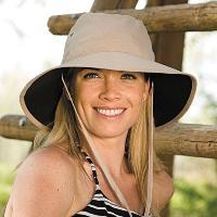 【帽子 レディース ハット UVカット UV日よけ帽子 SR65OT】  アウトドアに最適なレディー...