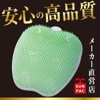 フットグルーマー シティウォーカー 足裏 角質 フットケア マッサージ 血流 血行 足の臭い 脂足 フットブラシ|sunpac