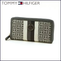 ■アイテム=TOMMY HILFIGER トミーヒルフィガー 長財布 W86935641-045 シ...