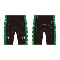 【SALE!30%OFF】SUNVOLT 競輪レーサーパンツ A級緑(裾止め有り)