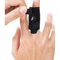 指の第二関節を保護するラップチューブタイプの指サポーター。 ●左右兼用 ●ベーシックなタイプのシング...