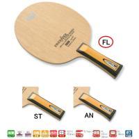 バタフライ 卓球ラケット インナーフォース・レイヤー・ZLC FL(フレア) シェークハンド 36681