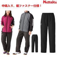 (限定特価)ニッタク Nittaku 卓球ウォーマー DQホットウォーマーパンツ 男女兼用 メンズ レディース NW-2864