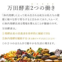 54種類の植物性原材料を使用し、果実の皮や種までまるごと発酵・熟成させた万田酵素シリーズ。 日本国内...
