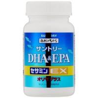 サントリー DHA&EPA+セサミンEX 120粒 送料無料  SUNTORY