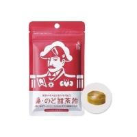 森下仁丹 鼻・のど甜茶飴 38g(約17粒) のど飴 ノンシュガー  DM便発送