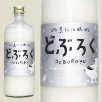 黒松仙醸 どぶろく 600ml お酒 日本酒 清酒 長野県