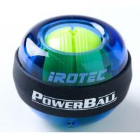 パワーボールは回転数が上がるほど遠心力が増していき、重みも増してきます。 高速回転する遠心力をコント...