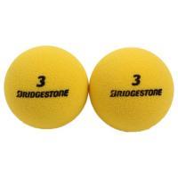 ブリヂストン(BRIDGESTONE) ジュニア用 スポンジボール3(STAGE3) 2個入り BBAPS4 (Jr)