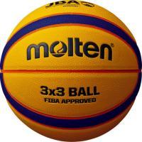 モルテン(molten) バスケットボール 6号球 (一般 大学 高校 中学校) 女子用 検定球 リベルトリア5000 3×3 B33T5000 (メンズ)