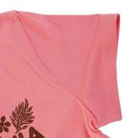 オーシャンパシフィック(Ocean Pacific) バックロゴ 半袖Tシャツ 526553 D PNK (Lady's)