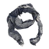メーカーブランド(BRAND) スカーフ SR23 C421 BLUWHT (Men's)