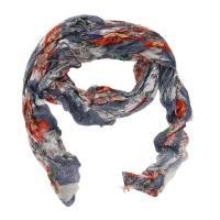 メーカーブランド(BRAND) スカーフ SR23 C424 NVYRED (Men's)