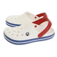 クロックス(crocs) クロックバンド クロッグ Crocband Clog WhiBlu #11016-11I (Men's、Lady's)
