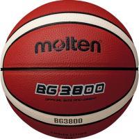 モルテン(molten) バスケットボール 6号球 (一般 大学 高校 中学校) 女子用 BG3800 B6G3801 (Lady's)