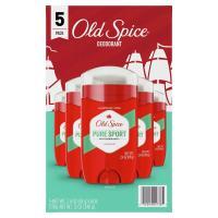 オールドスパイス ピュアスポーツ デオドラント 68g×5個 Old Spice Pure Sport Deodorant 2.4 oz 5 Pack