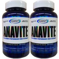 アナバイト 2個セット(アスリート用マルチビタミン&ミネラル)180粒