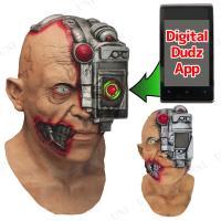 スマホアプリで目が動く サイボーグマスク