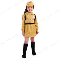 映画「ゴーストバスターズ」の子ども用コスチューム。ワンピース、帽子、ブーツカバー、バックパックのセッ...