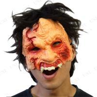 半面マスク ゾンビ