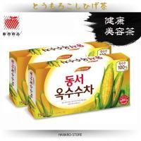 [商品名] 東西 とうもろこし茶(10gX15)  [内容量] 10g×15包入    [原材料] ...
