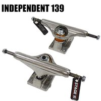 INDEPENDENT/インデペンデント スケートボード トラック/TRUCK  139 STAGE...