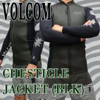 VOLCOM/ボルコム CHESTICLE JACKET メンズ 長袖タッパー 2mm   カラーは...