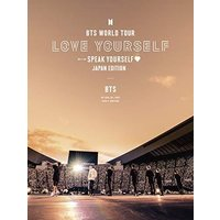 DVD/BTS/BTS WORLD TOUR 'LOVE YOURSELF: SPEAK YOURSELF' -JAPAN EDITION (初回限定盤)