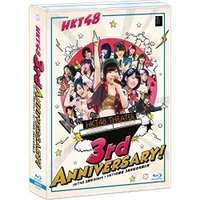 HKT48 3周年3days+HKT48劇場 3周年記念特別公演(Blu-ray) (本編ディスク4...