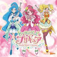 CD/北川理恵、Machico/ヒーリングっど□プリキュア Touch!!/ミラクルっと□Link Ring! (CD+DVD) (CD+DVD盤)