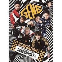 ■タイトル:GENERATION EX (CD+DVD) ■アーティスト:GENERATIONS f...
