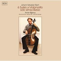 CD/アンナー・ビルスマ/バッハ:無伴奏チェロ組曲(全曲)(79年録音) (ハイブリッドCD) (解説付)