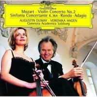 CD/オーギュスタン・デュメイ/モーツァルト:協奏交響曲/ヴァイオリン協奏曲 アダージョ/ロンド (SHM-CD)