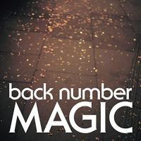 CD/back number/MAGIC (通常盤)