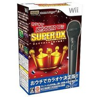 「カラオケJOYSOUND Wii」にSUPER DXが登場!  まるでカラオケ店のような感覚で、D...