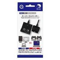 新品PS2ハード スーパーコンバーター PS4/PS3コントローラ (PS2/PS1/PSCL用)