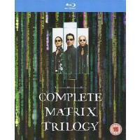 中古輸入洋画Blu-rayDisc The Complete Matrix Trilogy (輸入盤)